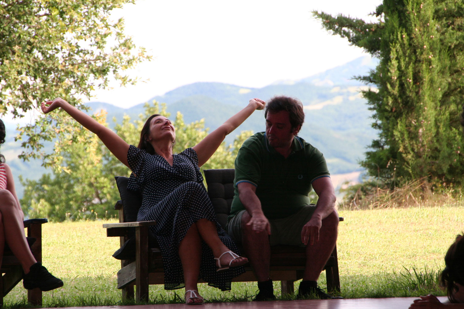 Vacation rentals with tango, yoga in Marche Italy