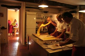 Cooking course, Marche Italy