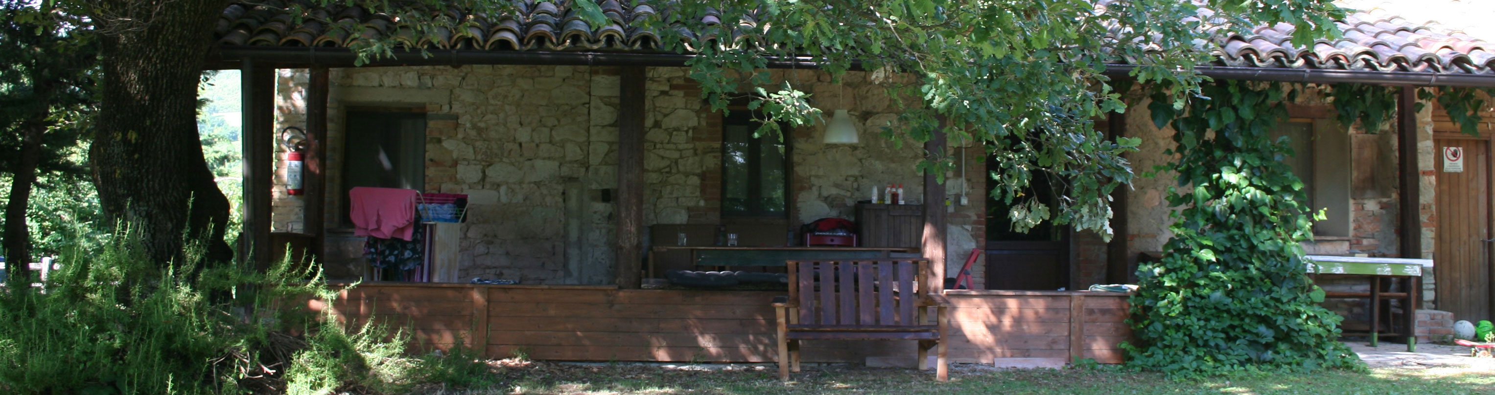 Rental Property for 4 persons with swimming pool in Marche Italy