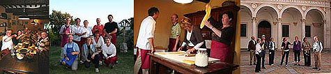 Personalized Escursion and Cooking Courses Marche, visits to wine and cheese producers