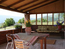 romantic cottage with pool for 2 persons in le Marche
