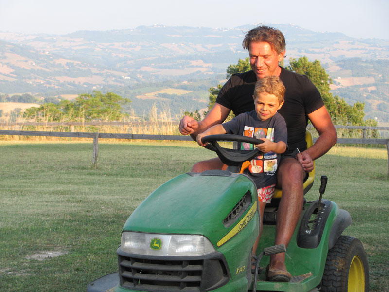 Farming with children