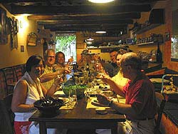 Learn to cook in Italian kitchen while sipping 