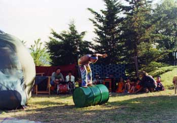 circus activities for children