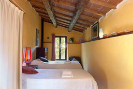 Rental Property with two bedrooms in Marche Italy