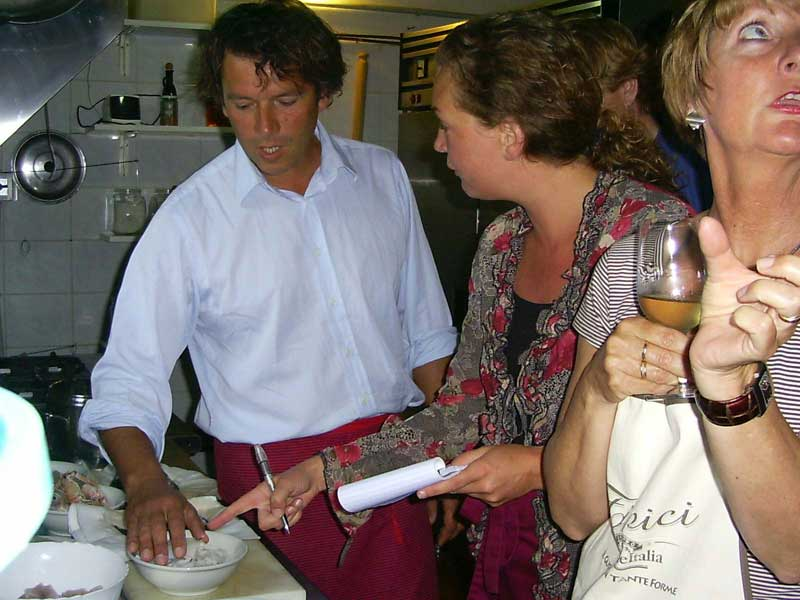 Cooking Courses in Italy